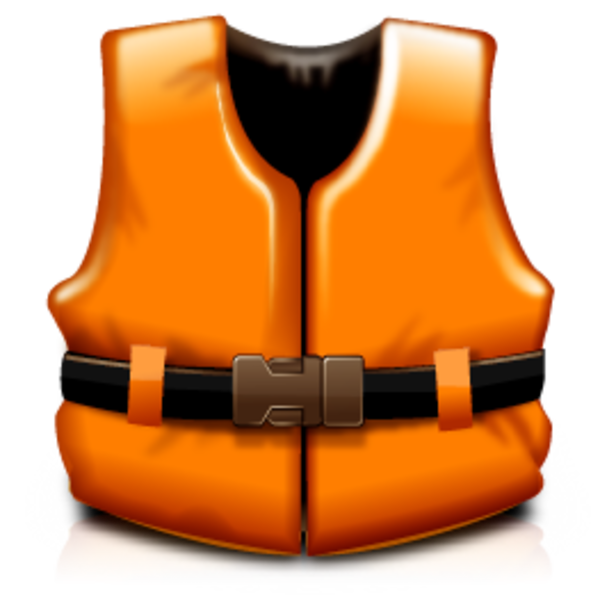 clipart life jacket - photo #1