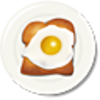 Egg Toast Breakfast 3 Image