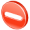 No Entry Icon Image