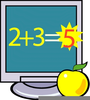 Free Clipart Of Math Problems Image