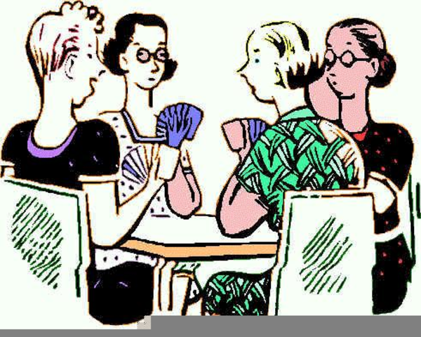 ladies playing cards clipart free images at clker com vector rh clker com playing cards clipart playing cards clip art images