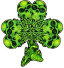 Celtic Tattoos Shamrock Image