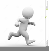 Animated Clipart Man Running Image