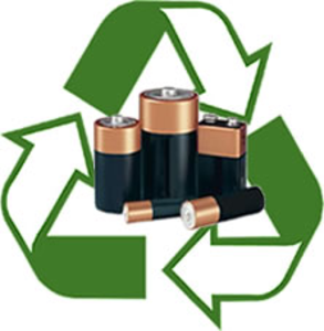 Battery Recycle Image