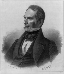 H. Clay, Senator From Kentucky Image