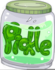 Free Clipart Pickle Image