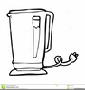 Free Clipart Black Kettle Image