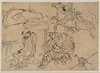 Tengu And Miscellany Outline Pictures Image