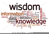 Word Wisdom Clipart Free Image