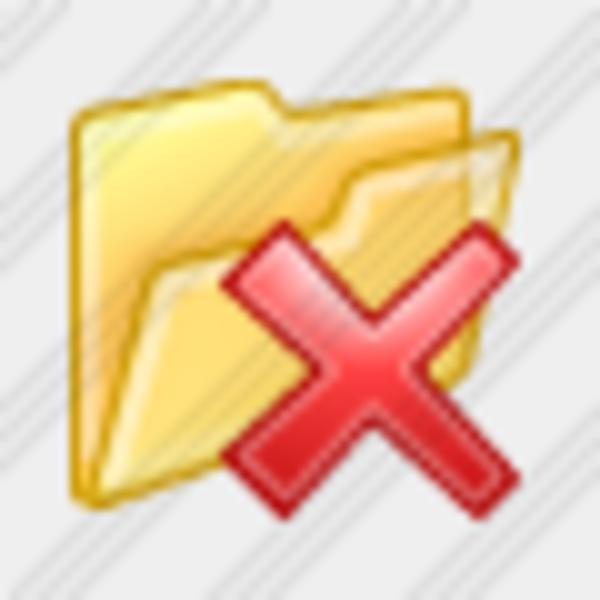 how to delete a folder in help desk