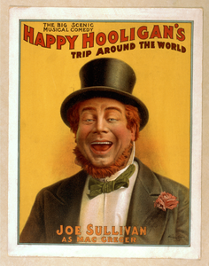 Happy Hooligan S Trip Around The World The Big Scenic Musical Comedy. Image