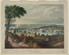 City Of Washington From Beyond The Navy Yard  / Painted By G. Cooke ; Engd. By W.j. Bennett. Image