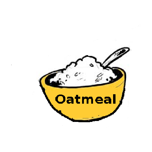 Oatmeal | Free Images at Clker.com - vector clip art online, royalty ...