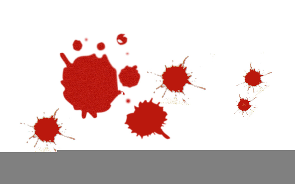 free blood splatter clipart free images at clker com vector clip rh clker com red blood splatter clipart Ink Splatter Clip Art