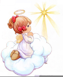 Clipart Precious Moments Clip Art Baby Free Images At Clker Com