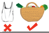Clipart Grocery Bags Image
