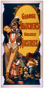 George Thatcher S Greatest Minstrels Image