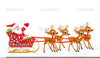 Horse And Sleigh Clipart Image