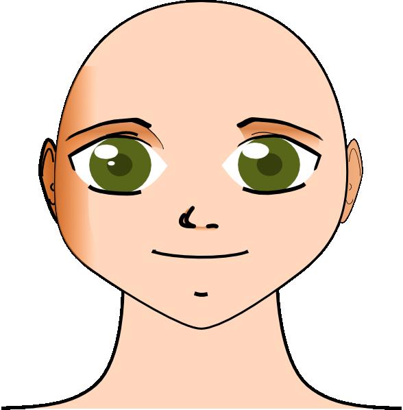 samson head clip art at clker com vector clip art online royalty rh clker com head clipart black and white head clipart free