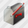 Icon Mail Box Edit Image