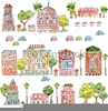 Free Clipart House Painting Image