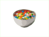 Jelly Bean Bowl Clip Art