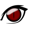 Anime Eye1 Clip Art