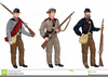 Civil War Ladies Clipart Image