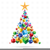 Free Vector Christmas Cliparts Image
