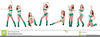 Free Clipart Dancing Girls Image