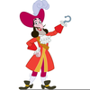 Clipart Crochet Pirate Image