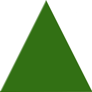 Green Triangle Image