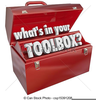 Toolbox Clipart Free Image