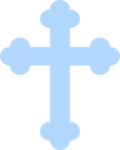Baby Blue Cross Clip Art | Clipart Panda - Free Clipart Images