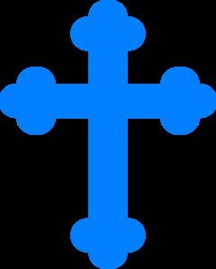 Baby Blue Cross Clip Art | Clipart Panda - Free Clipart Images