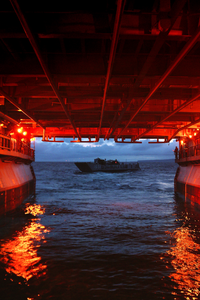 Launches Landing Craft Utilities Image