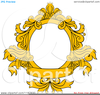 Free Oval Picture Frame Clipart Image