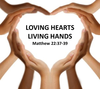 Loving Hearts Living Hands Image
