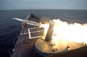 Sm-1 Surface-to-air Missile Image