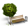 Bench Icon Image