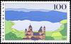 Stamp Eifel (germany) Image