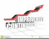 Free Clipart Continuous Improvement Image