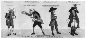 National Characteristics Image