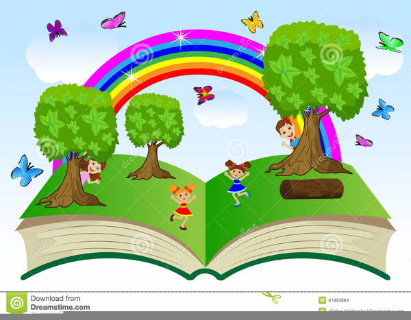 Animated school. Free back clipart images