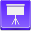 Free Violet Button Easel Image