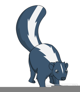 skunk clipart pictures free images at clker com vector clip art rh clker com skunk clipart black and white skunk clipart free