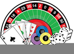 free clipart casino night free images at clker com vector clip
