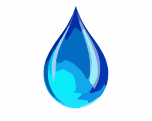 Water Droplet Icon Clip Art