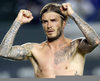 David Beckham Tattoo Image