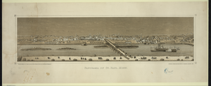 Panorama Of St. Paul, Minn. Image